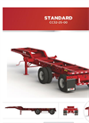Max Atlas - Model CC32-2S-00 - Three Axles Slider Chassis Trailers Brochure