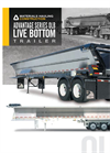 Model OLB - Fifth Wheel Live Bottom Trailers - Brochure