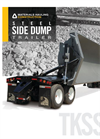 Model SSD - Steel Side Dump Trailers - Brochure