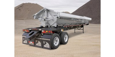 Model SSD - Steel Side Dump Trailers