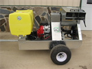 18 HP Engine Driven Mist Blower