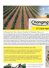 Changing Times - Liquid Applicator Brochure