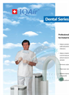 IQAir - Dental Series Product Information Datasheet