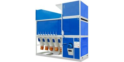 GCS - Model 1400 - Grain Cleaning System