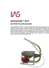 AeroSpreader - S125 - Dry Pellet Feed Broadcaster Brochure