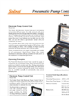 Electronic Pump Control Unit - Model 464 Brochure