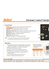 Electronic Pump Control Unit - Model 464 Quick Start Guide (125psi)