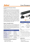 Solinst - Model 800 - Low Pressure Pneumatic Packers - Brochure