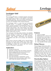 Levelogger® Gold - Model 3001 Data Sheets (PDF 569 KB)