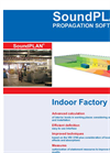 SoundPLAN Propagation Software - Indoor Factory Noise - Brochure