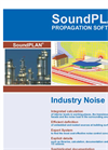 SoundPLAN Propagation Software® - Industry Noise Brochure (PDF 372 KB)
