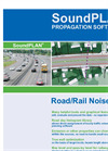 SoundPLAN Propagation Software® - Road/Rail Noise Brochure (PDF 401 KB)