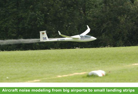 Not every aircraft lands as quiet as this one....