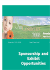 Sustainability in Cosmetics 2008 Exhibit and sponsorship opportunities Brochure