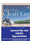 Cleaning Products 2008 Sponshorship & Exhibt Brochure