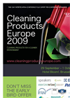 Cleaning Products Europe 2009 Programme