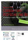 Carbon Fibre Recycling and Reuse 2009 - Agenda_Final Brochure (PDF 859 KB)