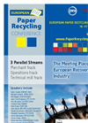 Paper Recycling 2009 - Conference Brochure (PDF 568 KB)