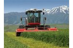 Hesston - Model WR9800 - SP Windrowers