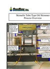 Model BG34 Lucy Oil Skimming System - Process Overview