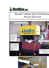 Model AG25 Mini David Oil Skimming System Process Overview