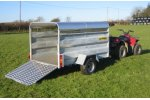 CLH - Solid SIde Livestock Trailers