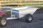 CLH - ATV Tipper Trailers