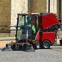 Euromec Powerflex - Model RS - Road Sweeper