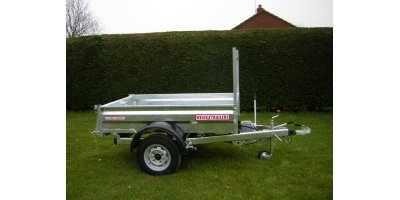 Wessex - Model TP64 - Tipper Trailers