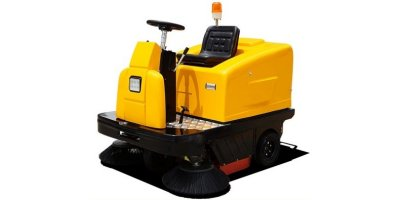 Model MN-C200 - Industrial Sweeper