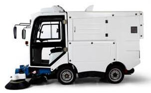 Model MN-X1800 - Electric Road Sweeper