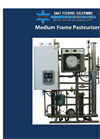Model GT Series - Bottle Washer Brochure