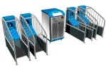 Holm & Laue - Model HL100 - Automatic Calf Feeders