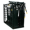 Parallel Axis Cattle Squeeze Chute