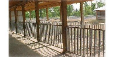 Hog, Sheep, and Goat Pens