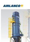 AIRLANCO RLP Low-Pressure Reverse Air Filters - Brochure