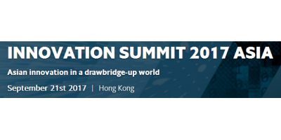 Innovation Summit 2017 Asia