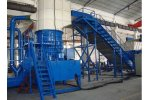 Wire Recycling Line