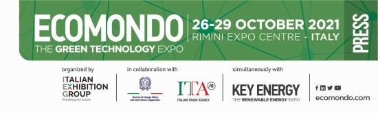 Ecomondo and Key Energy, Here are the 2021 Dates: 26-29 October, at Rimini Expo Centre (Italy)