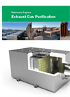 Combikat - Exhaust Abatement Systems for Stationary Applications Datasheet