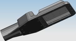 Lider - Model 24W - Solar Street Light
