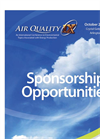 Air Quality Conference 2013 Sponsorship Opportunities