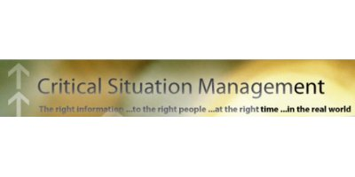 Critical Situation Management, Inc. (CSM)