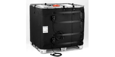 FrankBerg - Model IBC-J90 - IBC Container Heating Jacket - IBC Tote Heaters