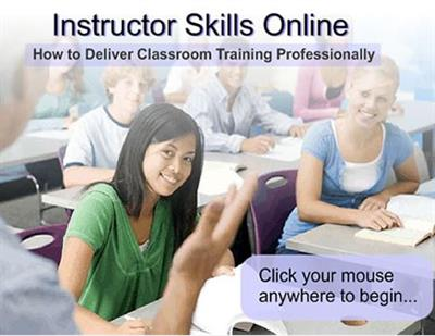 Instructor Skills Online Training Course
