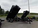 Titan - Model TIT4837 - Dump Trailer