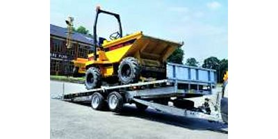 Ifor Williams - Model Tiltbed Series - Flatbed (Commercial) Trailer