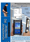 AdvancedSense DirectSense - Model IQ - Indoor Air Quality Meters - Brochure