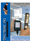 Indoor Air Quality Meters (IAQ) Brochure