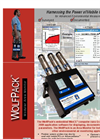 Indoor Air Quality Meters (IAQ) - Modular Area Monitor - Brochure